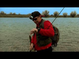 Весенняя ловля окуня на сплит-шот : Lucky John