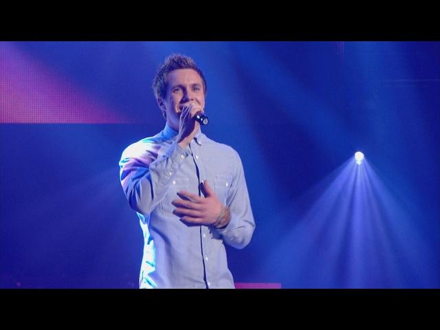 Под настроение. Шоу «Голос» Великобритания. - Билл Доунс с песней «Она сказала». —