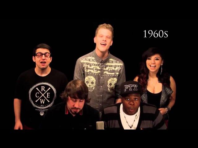 10 веков музыки за 4 минуты. Музыкальная эволюция