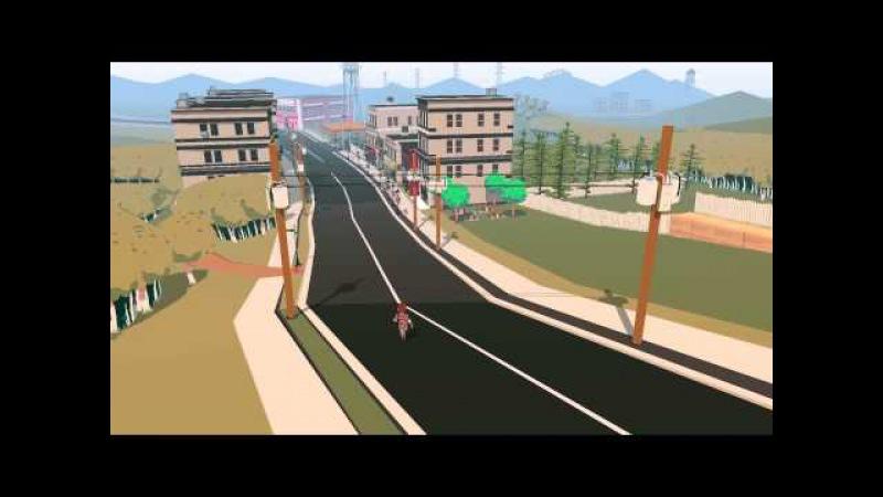 YIIK: A Postmodern RPG - Trailer no.1 -