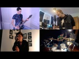 Crown The Empire - Rise Of The Runaways Vocal + Guitar Cover