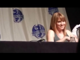Spartacus Part 1 with Lucy Lawless, Liam Mcintyre, and Manu Bennett DragonCon 2013 Atlanta, GA