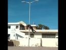 Skizo Makhloufi - Accrobate Chinese pole street