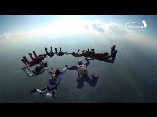Видеоклип на песню Натальи Байтамировой 'Скайдайверы'