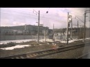 От станции Окская до станции Нижний Новгород Московский на ЭД9мк 0126 GZDPROTeam