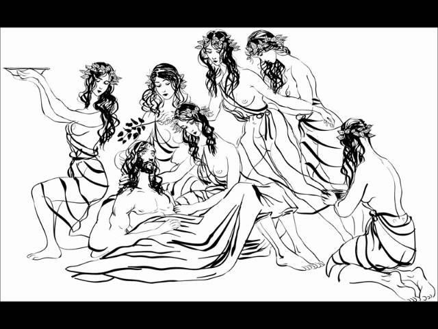 Контральто.Е.Антонова Ария Ратмира/E.Antonova Ratmir's Aria
