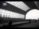 Москва, 1918 год, Открытие Киевского вокзала в прошлом Брянского. Фрагменты старой кинохроники