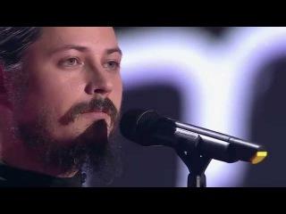 Отец Фотий «Ария Ленского» - Слепые прослушивания - Голос - Сезон 4