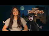 Selena Gomez Introduces Preview Scene From 'Hotel Transylvania 2'