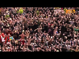 Pendulum Live @ Rock am Ring 2010 - Voodoo People 720p HD