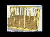 Урок 7 Проектирование дома в SketchUp