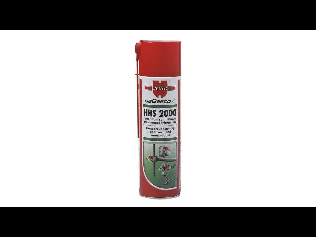 Bombe lubrifiant HHS 2000
