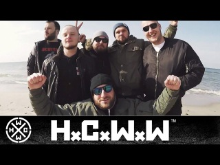FUCK IT ALL - STRONGER THAN FIST - СИЛЬНЕЕ КУЛАКОВ - HARDCORE WORLDWIDE (OFFICIAL VERSION HCWW)