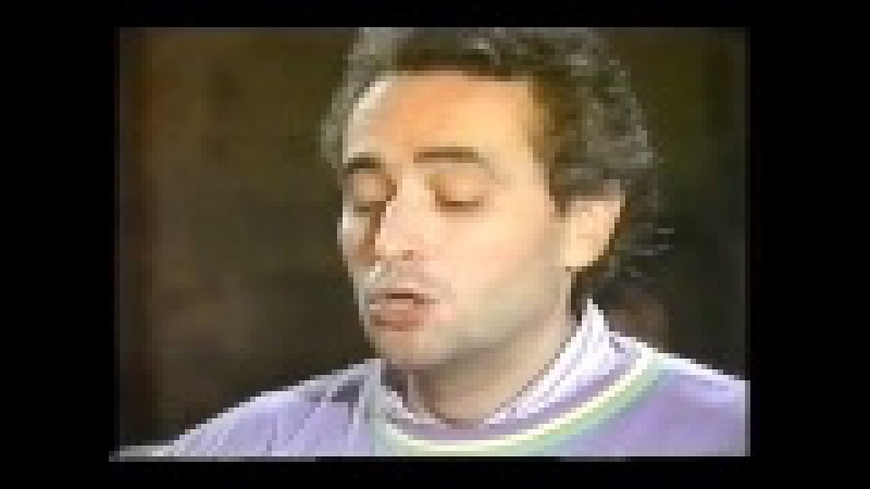 05-José Carreras records Agnus Dei from Misa Criolla