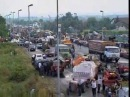 Izbjeglice iz Krajine posle Oluje dolaze u Banja Luku 08 08 1995