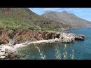 Автопрогулка по Сицилии Заповедник Зингаро Sicily by car part 1 Scopello Zingaro NP Erice Segesta Sicilia con machina