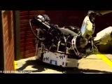 Роботы и гравитация! Смешное видео 2015