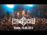 BOLT THROWER - Live in Vienna Arena Wien 25.09.2014