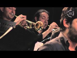 Maria Schneider Colours Jazz Orchestra guest soloist Scott Robinson EVANESCENCE