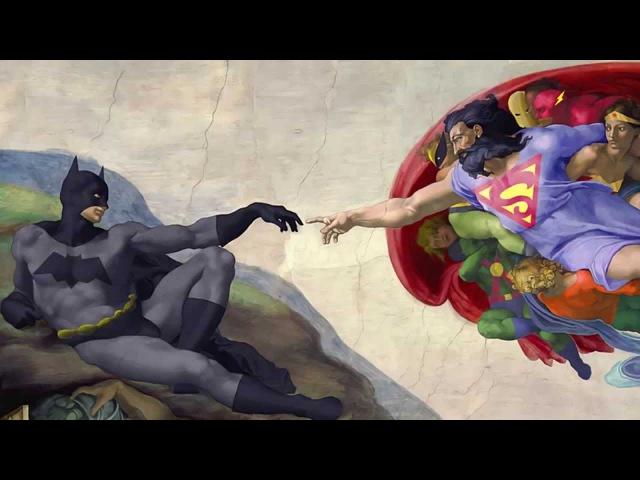День Бэтмэна Часть 1 Создание персонажа