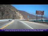 Pacific Coast Highway (PCH), Driving Into Malibu along Southbound California State Route 1
