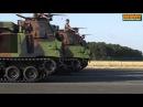 LRU M270 lance roquette unitaire unitary launch rocket 1° artillery regiment military parade France