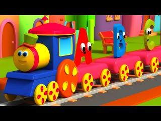 Bob, The Train - Alphabet