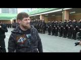 Посетил Отдельный батальон патрульно - постовой службы полиции