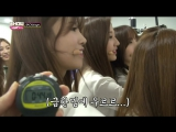 151024 MBC 쇼챔피언 Show Champion - Lovelyz (러블리즈) Back Stage
