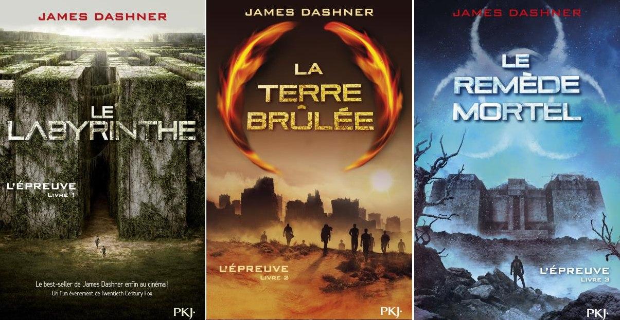 L EPREUVE JAMES DASHNER PDF DOWNLOAD
