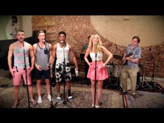 Barbie Girl - Vintage Beach Boys - Style Aqua Cover ft. Morgan James - Postmodern Jukebox
