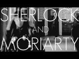 (Reichenbach Remix) Moriarty + Sherlock -