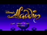 [Full GamePlay] Aladdin (Difficult Mode) [Sega Megadrive/Genesis]