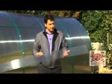 монтаж теплицы из сотового поликарбоната