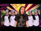Kate Clapp -Катя Клэп-MILEY CYRUS CAN'T BE TAMED SPOOF APPLE NERD 014