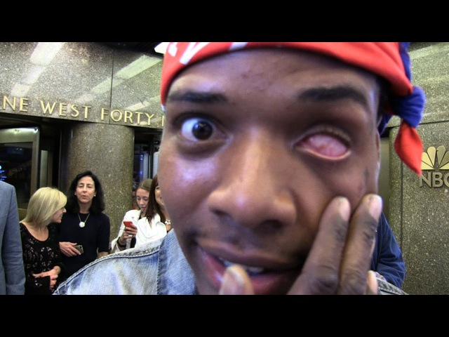 'Trap Queen' Rapper Fetty WapI Didn't Get My Eye Shot Out!That Should Be Obvious