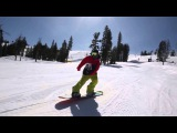 How to Butter on a Snowboard   Tail butter 180   Goofy Full Free Snowboard Tricks