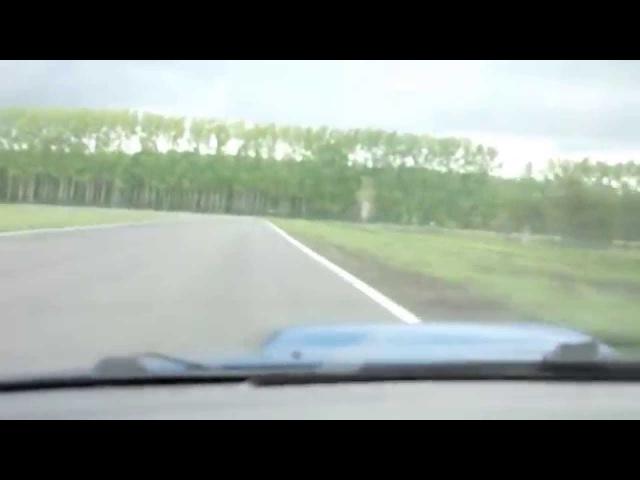 Subaru Impreza WRX TypeRA on Kuzbass Autodrom 4 Криворукий онбоард)