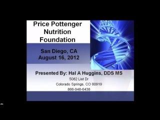 Dr. HAL HUGGINS DISCUSSES  ROOT CANALS