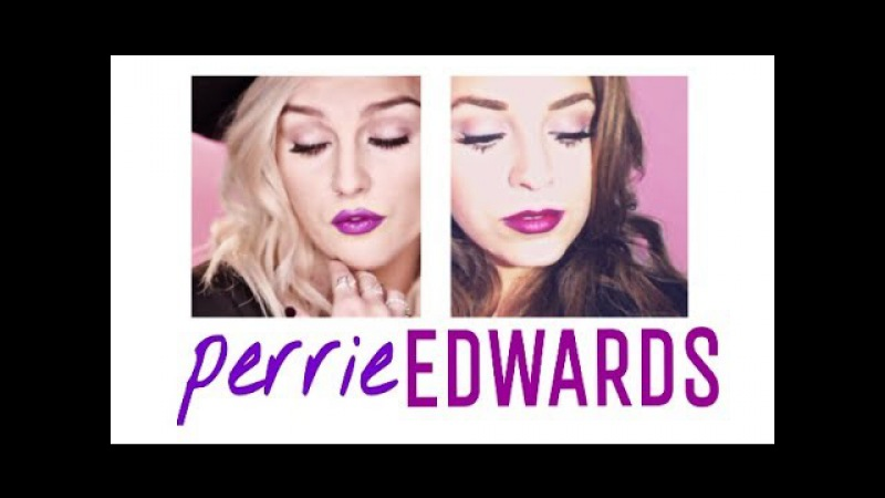 Little Mix - Move - Perrie Edwards Inspired Makeup Outfit Idea!