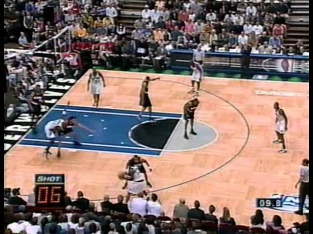 Kevin Garnett: Playoff Triple Double (23/13/10, 2000 Playoffs)