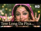 Tere Long Da Piya Lashkara - Dharmendra - Hema Malini - Aas Paas - Rafi - Lata - Best Hindi Duets