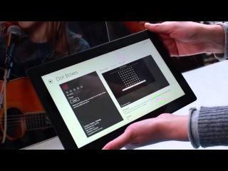 Обзор планшета Microsoft