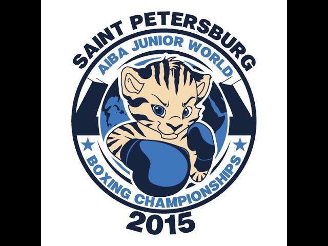 AIBA JUNIOR WORLD BOXING CHAMPIONSHIPS St-Petersburg Finals