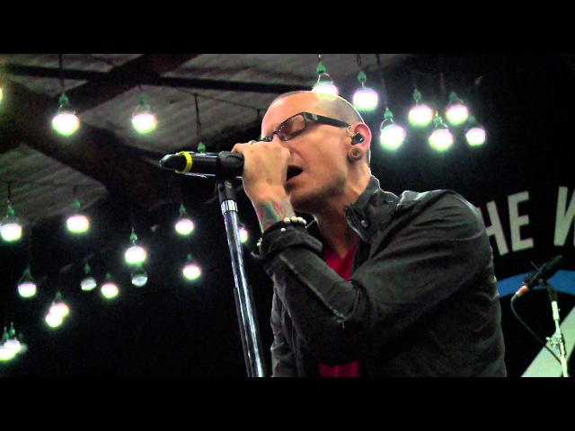 Linkin Park - What Ive Done live at RioSocial 2012