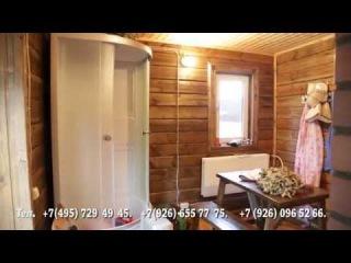 Купить дом в подмосковье видеоролик