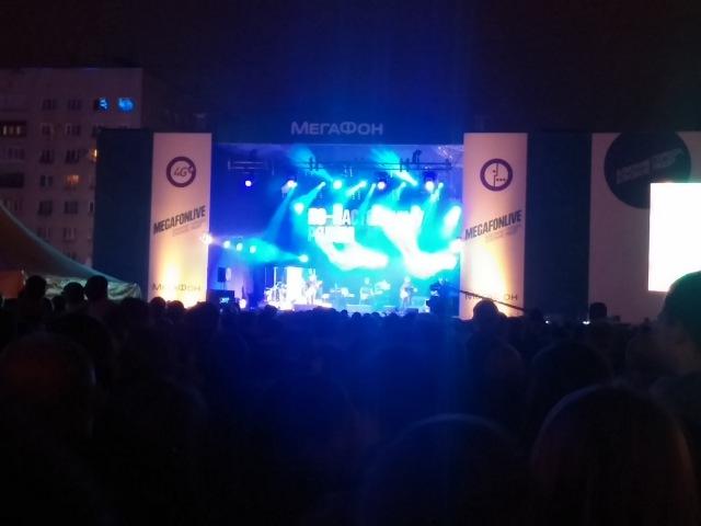 Концерт Вячеслава Бутусова в Нижнем Новгороде