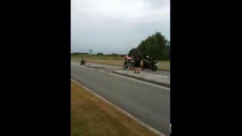 Jog R Big Bore vs. Yamaha R1