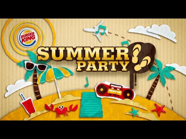 BurgerKing SummerParty