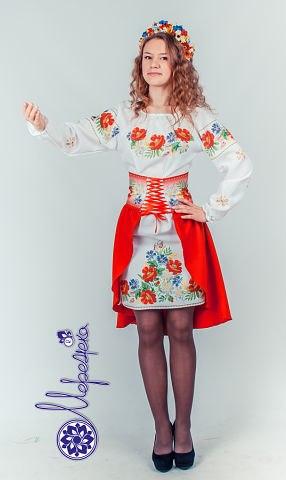 вишиті плаття для дівчаток 10 років cc05d19353771